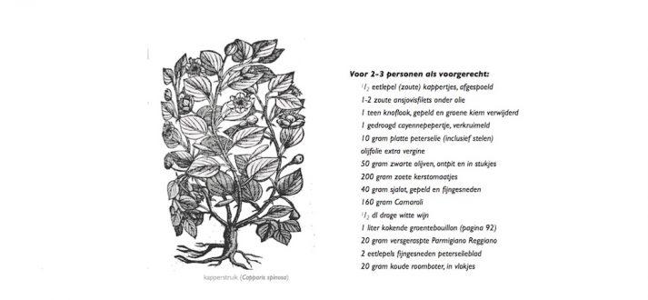 Recept uit Tutto risotto: risotto met kerstomaatjes en kappertjes