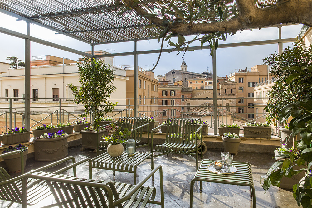 Boutique hotels in Monti in Rome - Condominio Monti