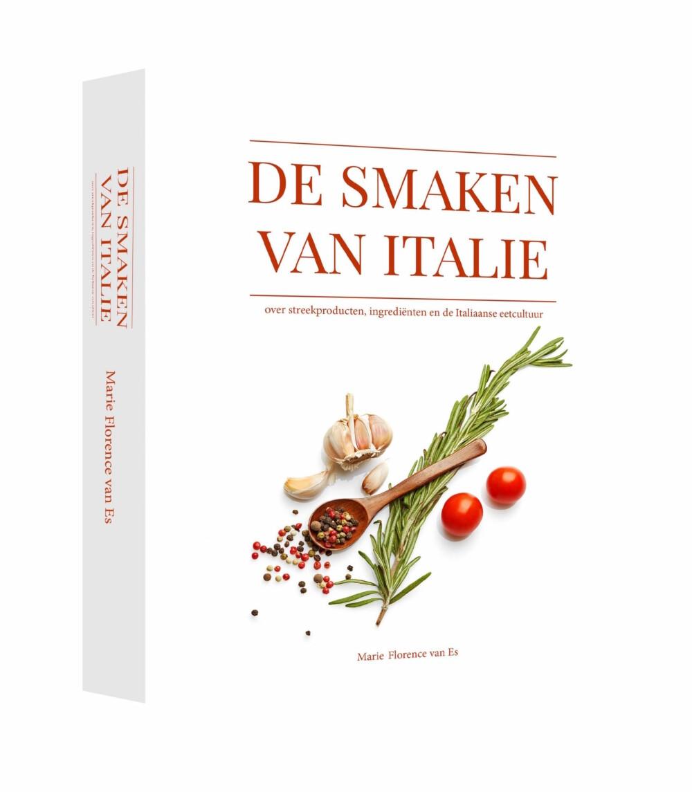 De smaken van Italië door Marie Florence van Es