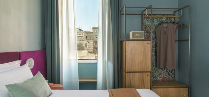 Boutique hotels in de wijk Monti in Rome - Condominio Monti