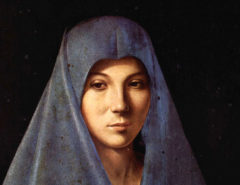 Antonello da Messina - Annunciata