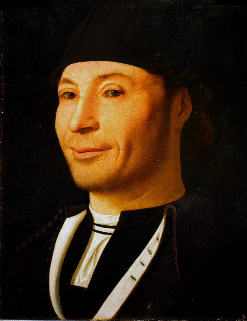 Antonello da Messina - Ritratto d'uomo