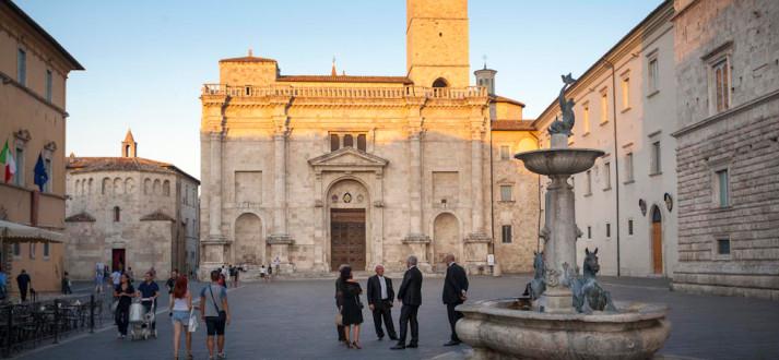Italiaans op reis - Ascoli Piceno, Le Marche