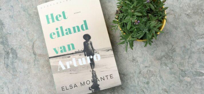 Het eiland van Arturo door Elsa Morante