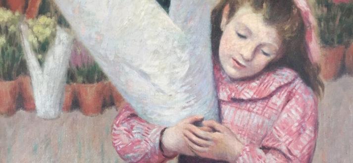 Il mazzo di fiori, Federico Zandomeneghi