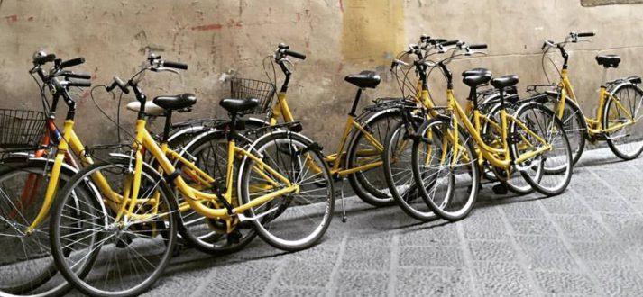Op de fiets door Florence - rondleiding per fiets door de stad