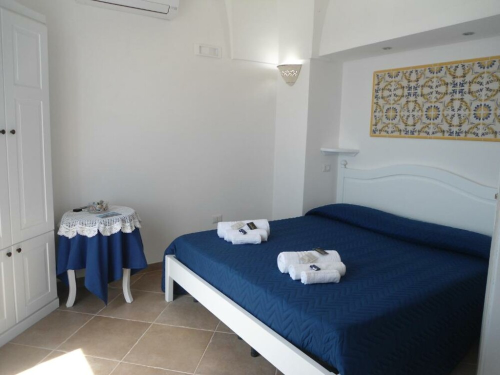 Kamer in bed & breakfast Punta Cutieri in Gallipoli