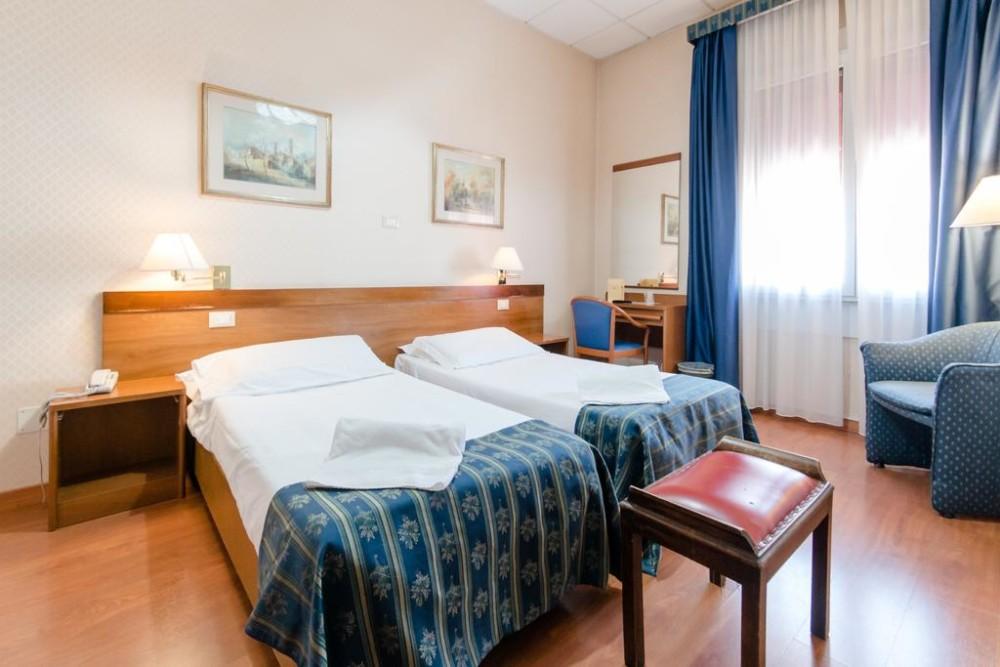 Overnachten in Bologna - Hotel Centrale