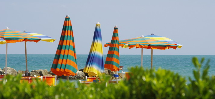 Italiaans op reis: naar het strand