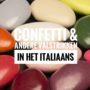 Valstrikken in het Italiaans