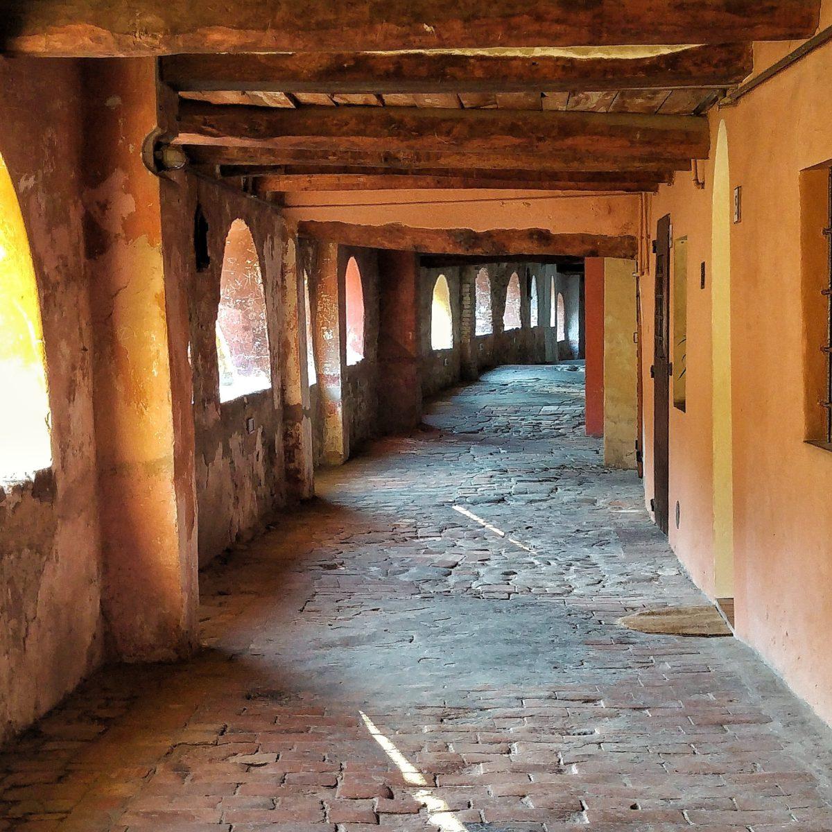 De Antica Via degli Asini in Brisighella