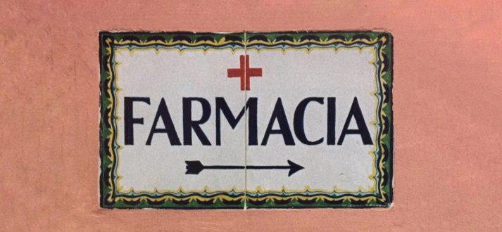 Italiaans op reis: bij de apotheek