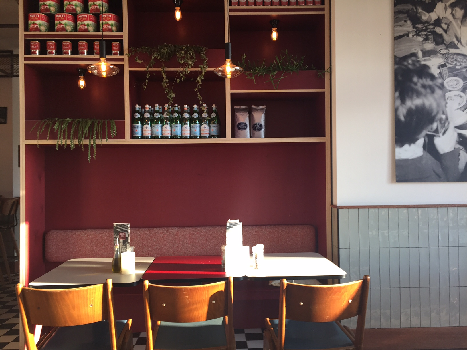 Italiaans restaurant in Amsterdam: il Pecorino