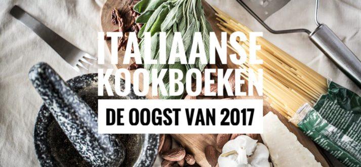 Italiaanse kookboeken: de oogst van 2017