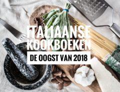 Italiaanse kookboeken: de oogst van 2018