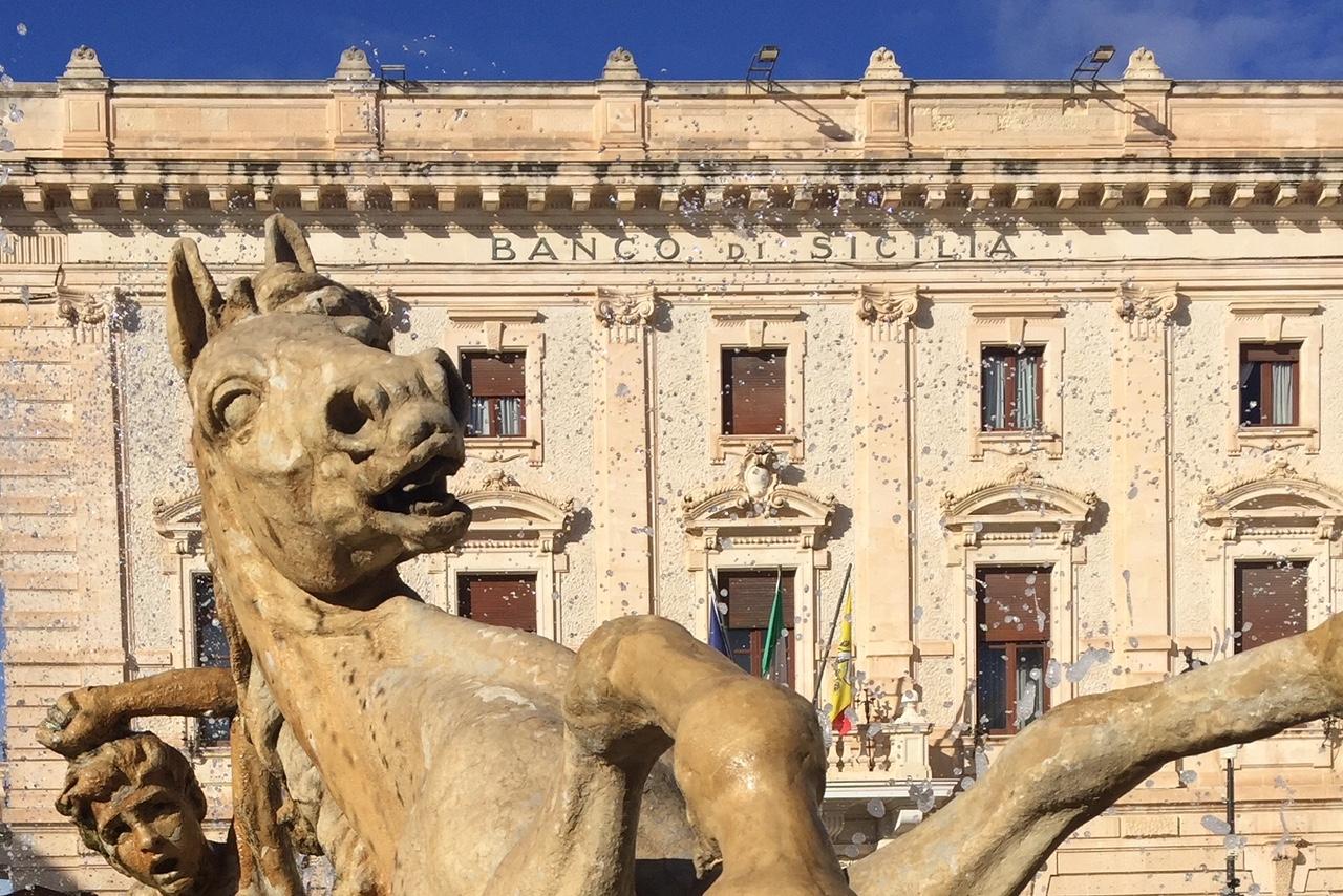 Italiaanse taal - Banco di Sicilia
