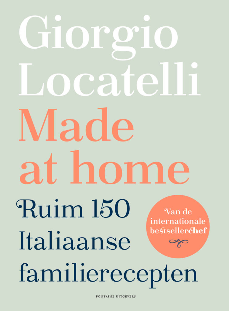 Italiaans kookboek Made at Home - Giorgio Locatelli