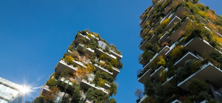Het Bosco Verticale van Stefano Boeri in Milaan
