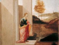 Filippino Lippi, in het Museo Horne in Florence