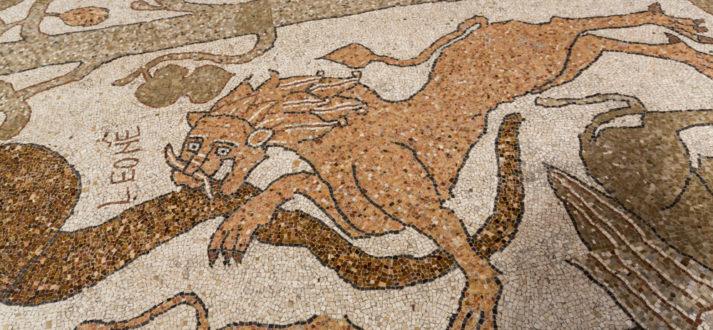 Het twaalfde-eeuwse mozaïek van Otranto