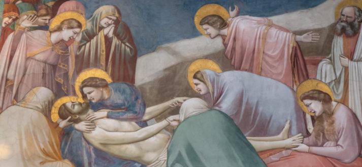Fresco's in Padova - Cappella degli Scrovegni