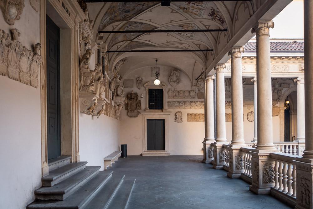 Palazzo Bo in Padova