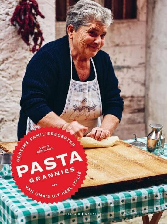 Het kookboek Pasta Grannies van Vicky Bennison