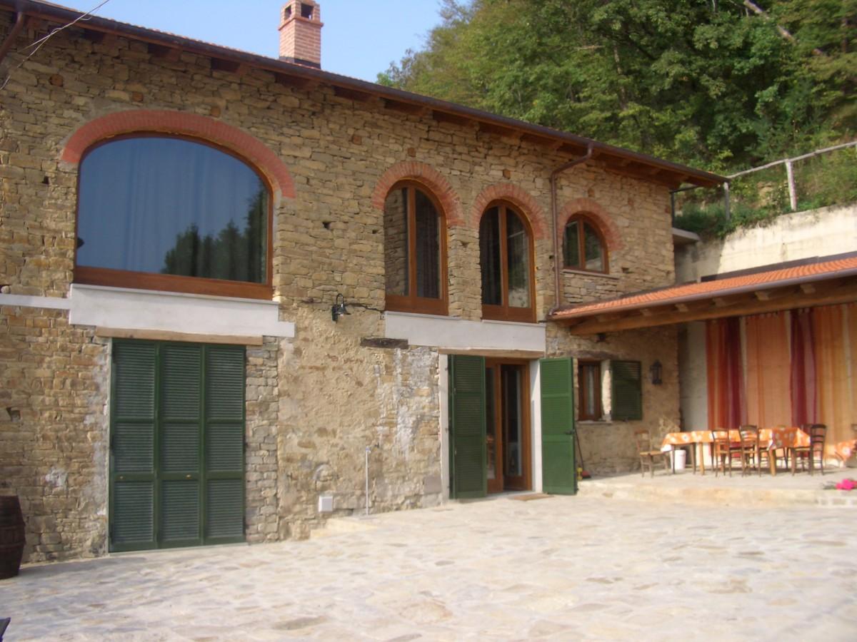 Vakantiehuis met zwembad in Piemonte