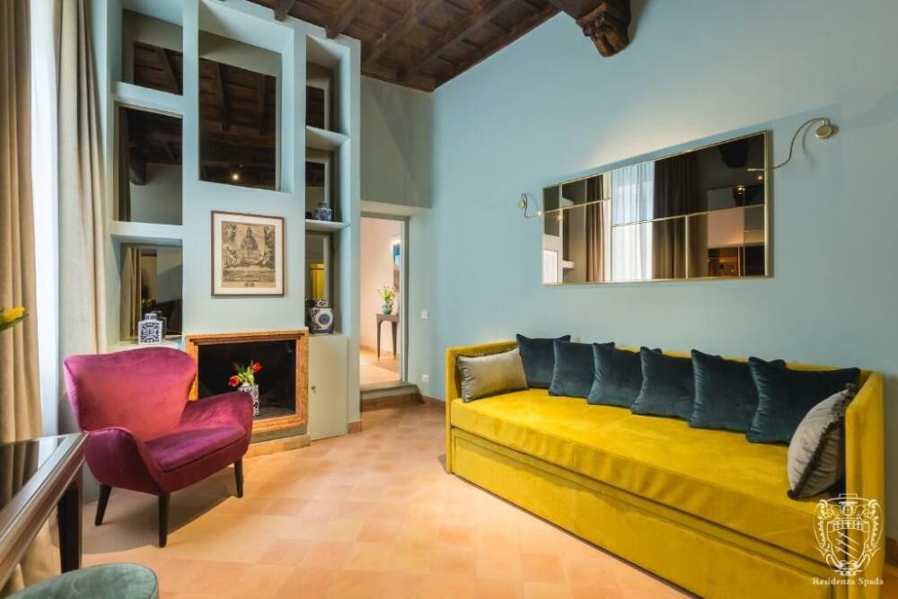 Een appartement in Rome – Residenza Spada