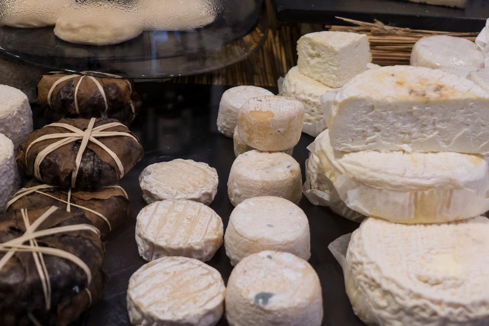 Restaurants in Rome: Beppe e i suoi formaggi
