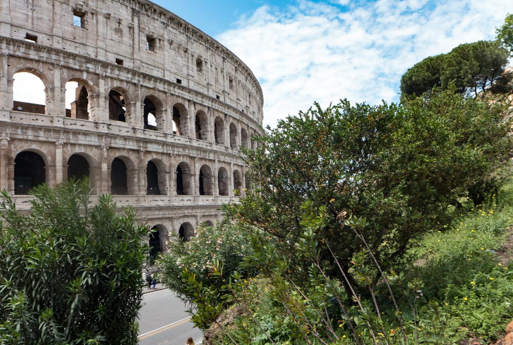Highlights van Rome - het Colosseum
