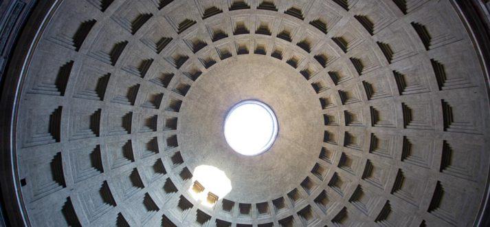 Highlights van Rome - het Pantheon