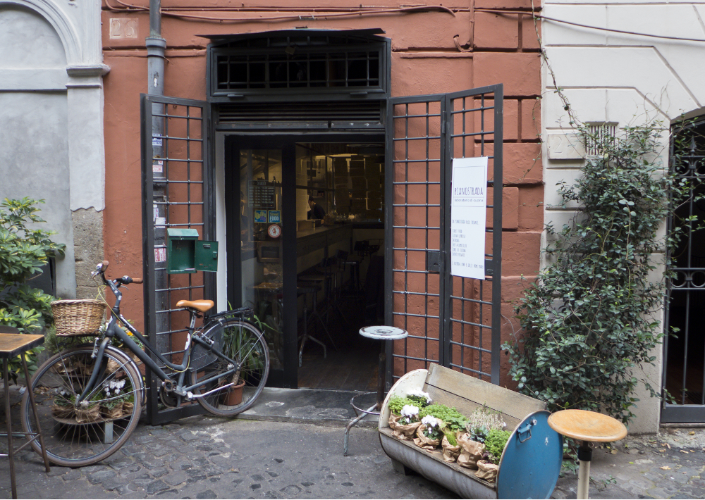 Restaurants in Rome: Pianostrade