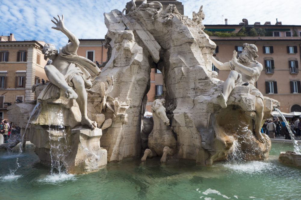Highlights van Rome - Piazza Navona