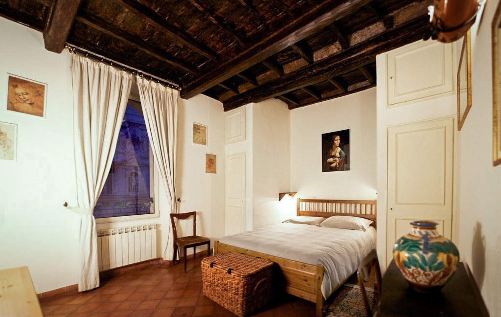 Overnachten in Rome: appartement Maison Giulia