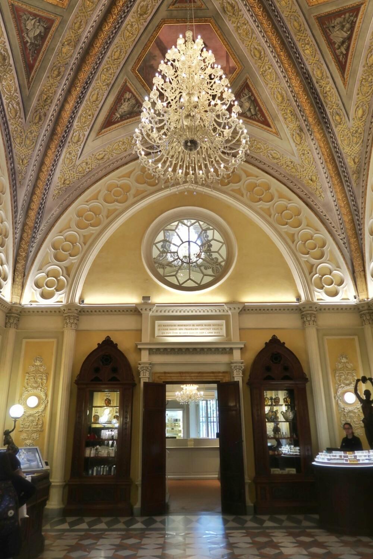 De oudste apotheek van Florence