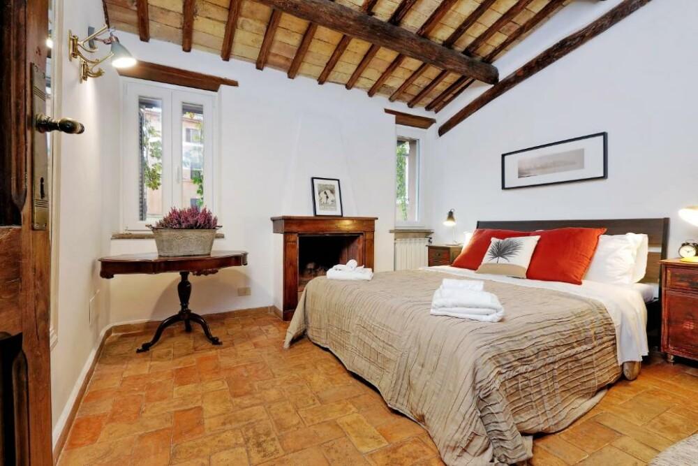 Een appartement in Rome – San Callisto in Trastevere