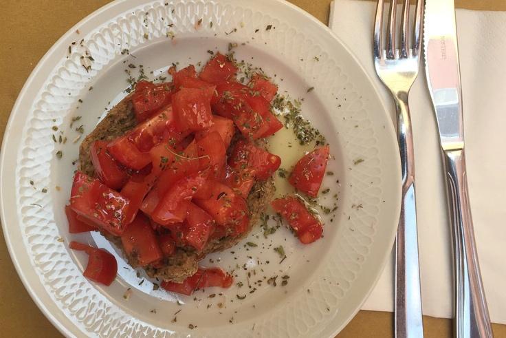 Specialiteiten van Puglia: frisella