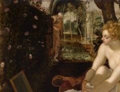 Tintoretto - Susanna en de ouderlingen