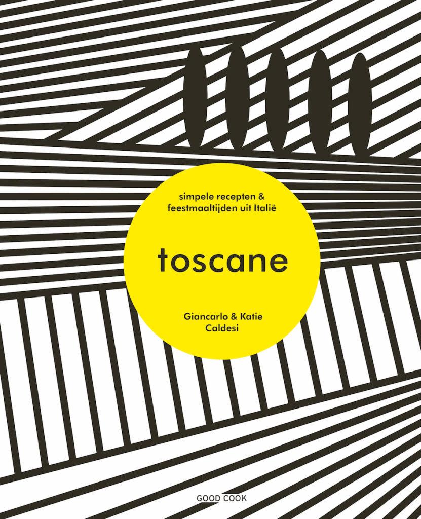 Italiaanse kookboeken - Toscane van Giancarlo en Katie Caldesi