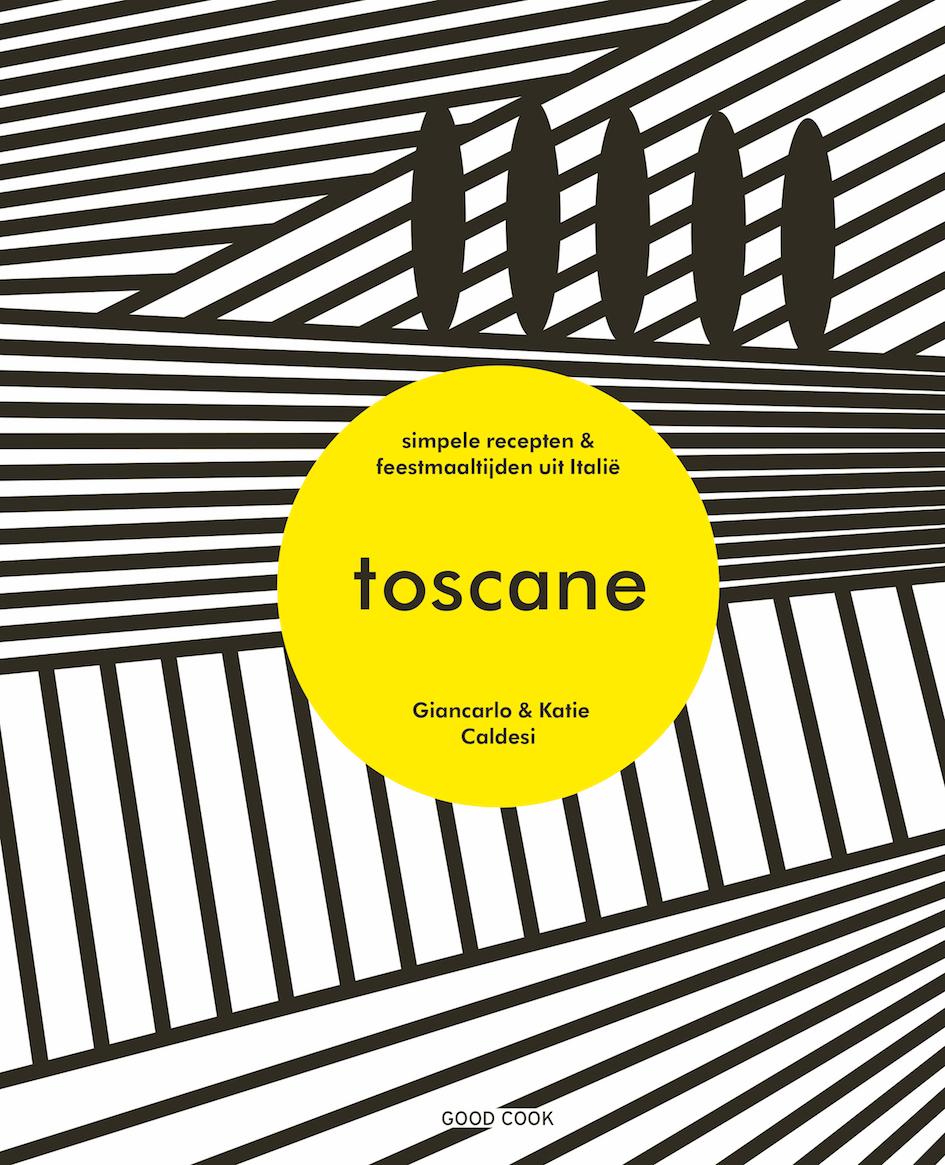 Kookboek Toscane van Giancarlo en Katie Caldesi