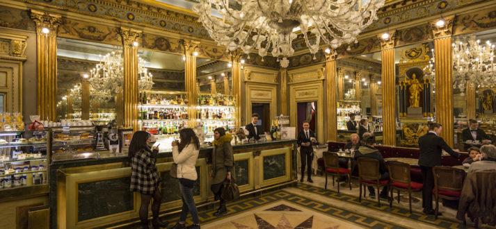 Historische cafés van Turijn - Caffè San Carlo
