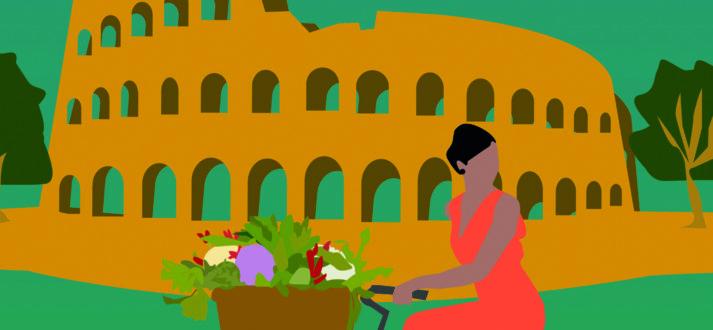 Italiaans kookboek Verrukkelijk Rome