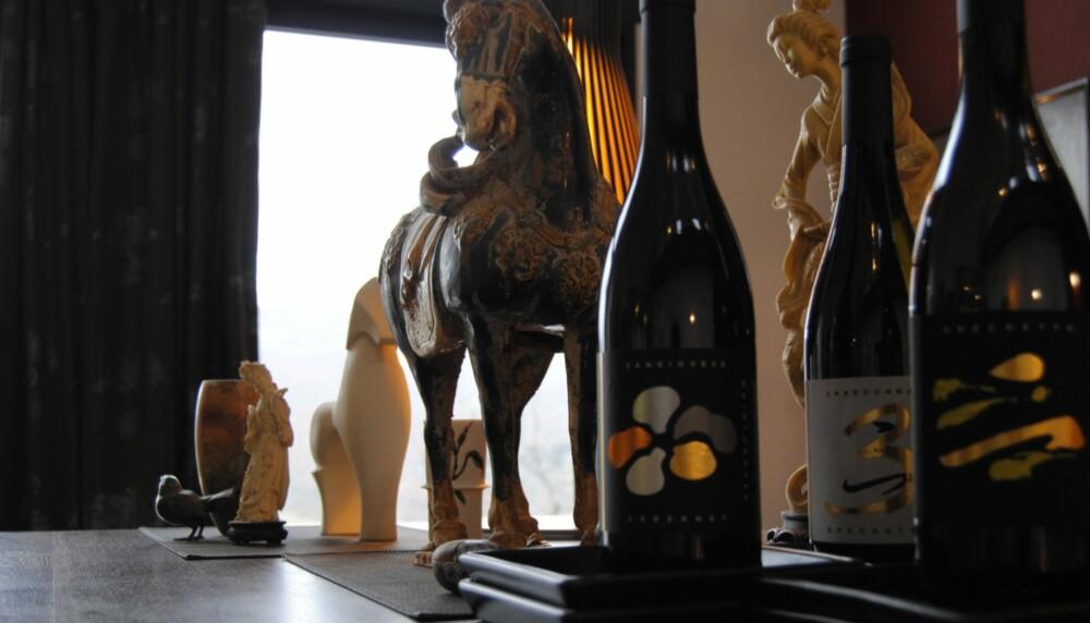 De VentiSei-wijnen