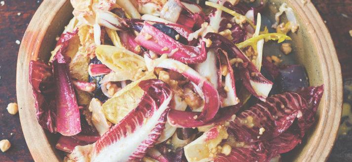 Italiaanse wintersalade van Jamie Oliver