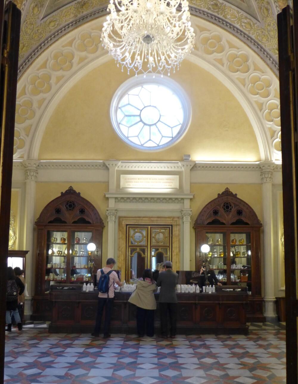 De mooiste apotheek van Florence