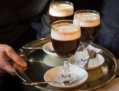 De originele bicerin bij Caffè Al Bicerin in Turijn