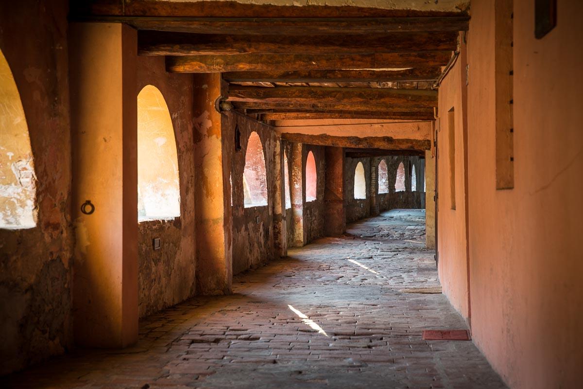 De Antica Via degli Asini in Brisighella, Emilia-Romagna