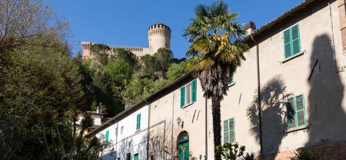 Brisighella, een van de borghi più belli d'Italia