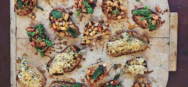 Bruschetta 3x Italiaans recept
